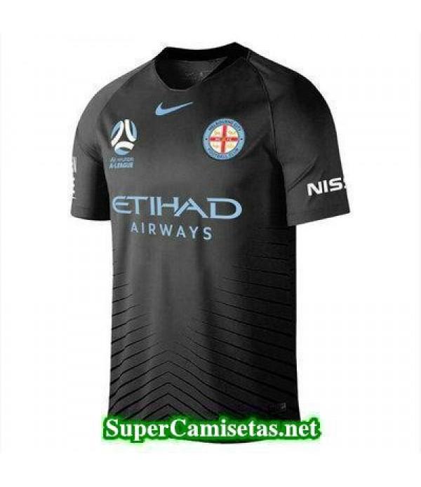 Tailandia Tercera Equipacion Camiseta Melbourne City FC 2018/19