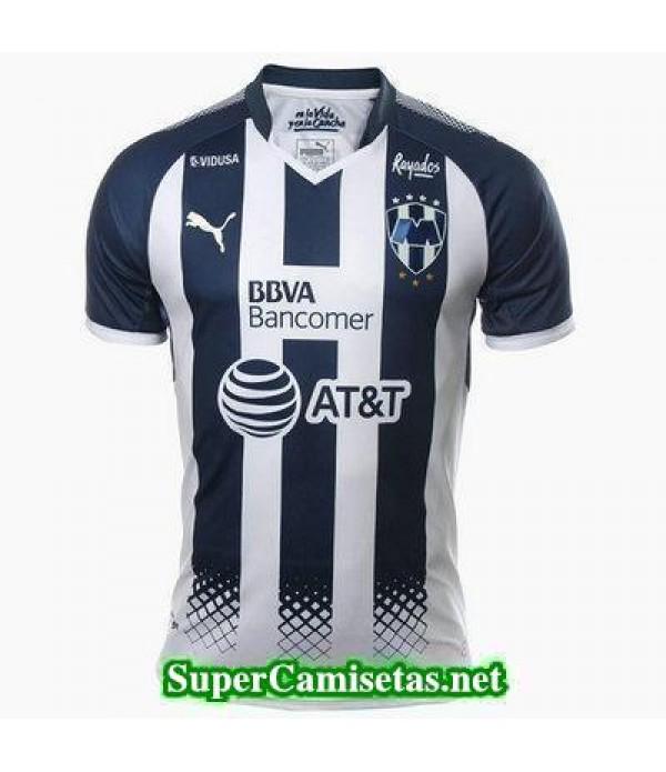 Tailandia Primera Equipacion Camiseta Monterrey 2017/18