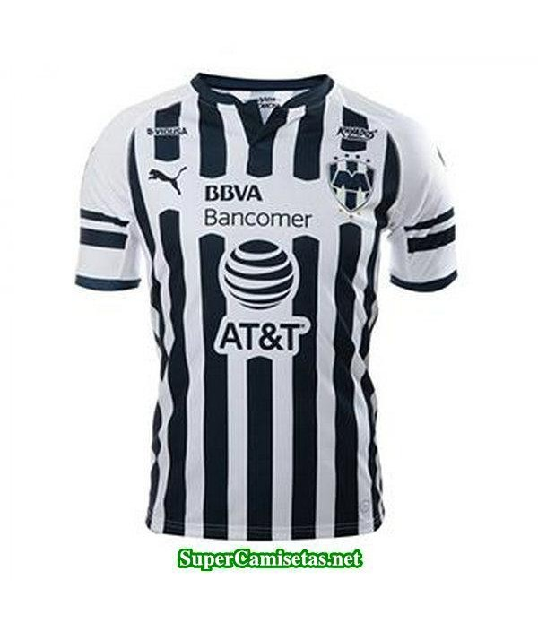 Tailandia Primera Equipacion Camiseta Monterrey 2018/19