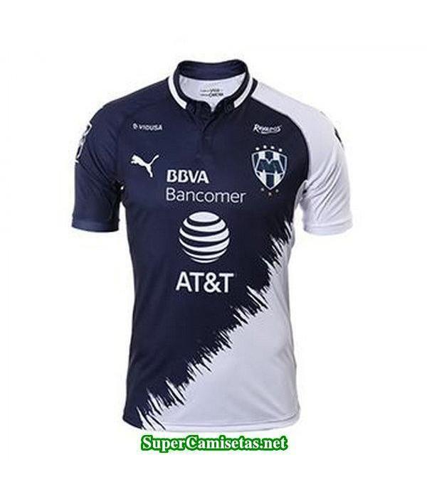 Tailandia Tercera Equipacion Camiseta Monterrey 2018/19