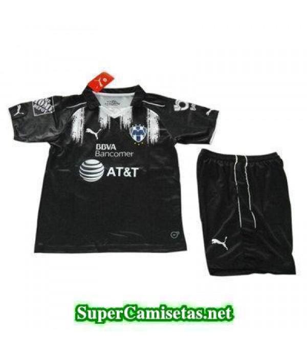 Tercera Equipacion Camiseta Monterrey Ninos 2017/18