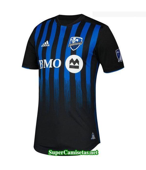 Tailandia Primera Equipacion Camiseta Montreal Impact 2019/20