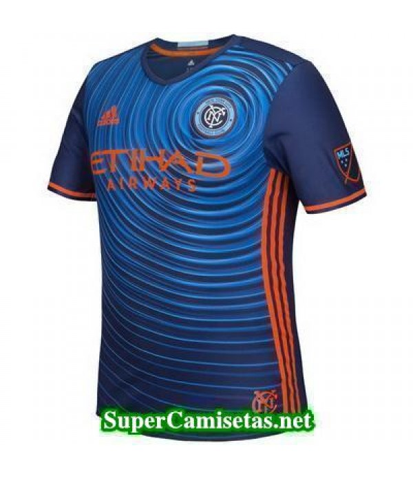Segunda Equipacion Camiseta New York City 2016/17