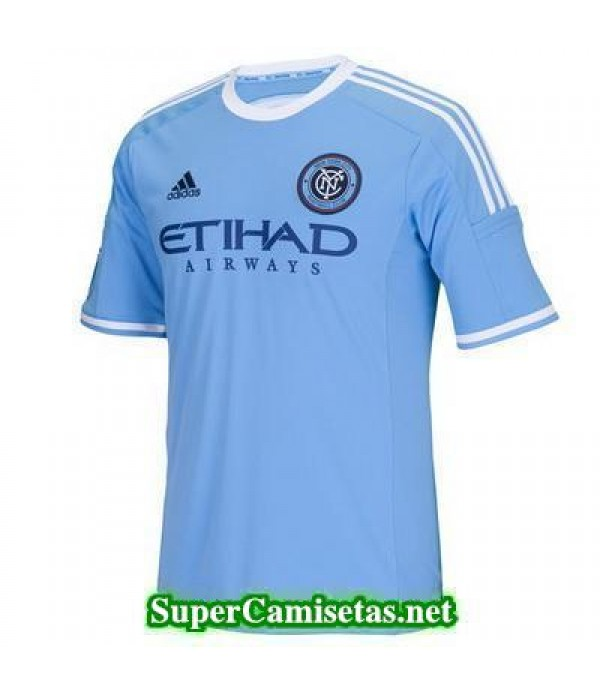 Tailandia Primera Equipacion Camiseta New York City 2016/17