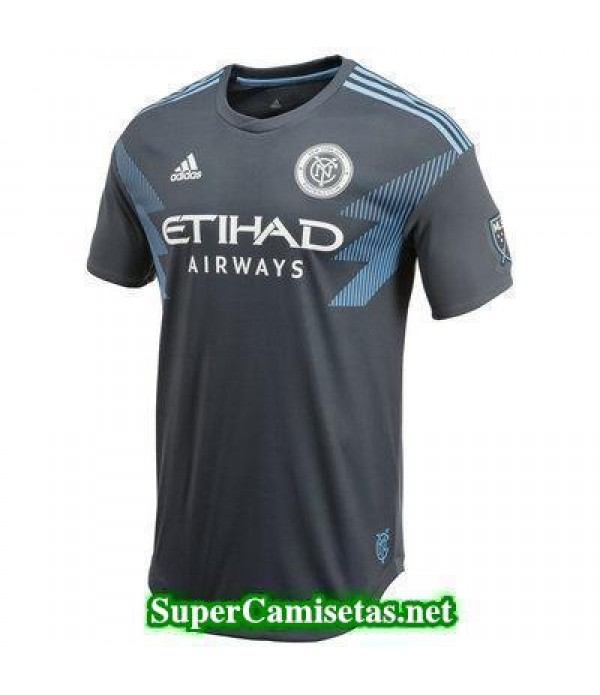 Tailandia Segunda Equipacion Camiseta New York City 2018/19