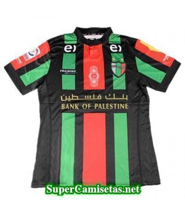 Tailandia Segunda Equipacion Camiseta Palestino 2016/17