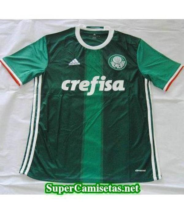 Tailandia Primera Equipacion Camiseta Palmeiras 2016/17