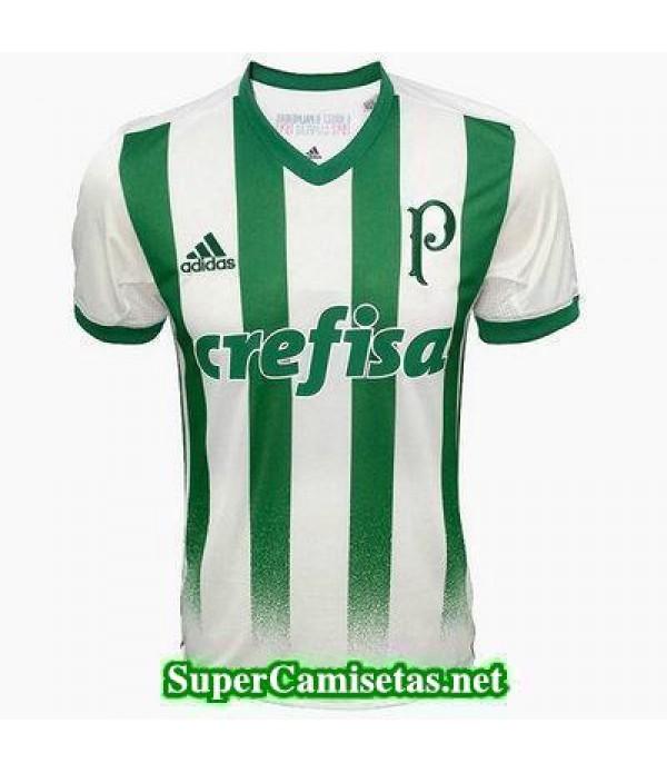 Tailandia Segunda Equipacion Camiseta Palmeiras 2017/18