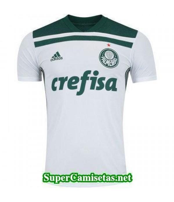 Tailandia Segunda Equipacion Camiseta Palmeiras 2018/19