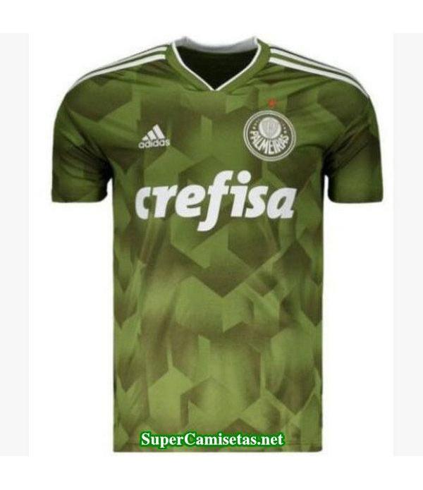 Tailandia Tercera Equipacion Camiseta Palmeiras 2018/19