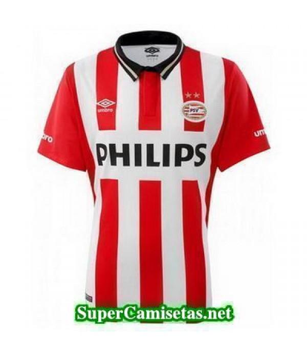 Tailandia Primera Equipacion Camiseta PSV Eindhoven 2015/16