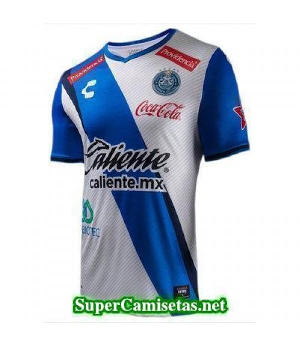 Tailandia Primera Equipacion Camiseta Puebla 2017/18