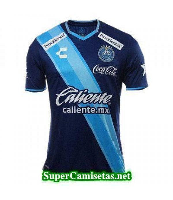 Tailandia Segunda Equipacion Camiseta Puebla 2016/17