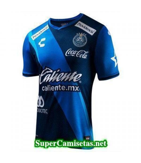 Tailandia Segunda Equipacion Camiseta Puebla 2017/18