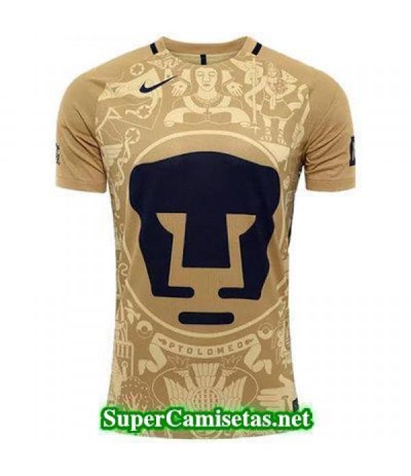 Tailandia Primera Equipacion Camiseta Pumas 2016/17