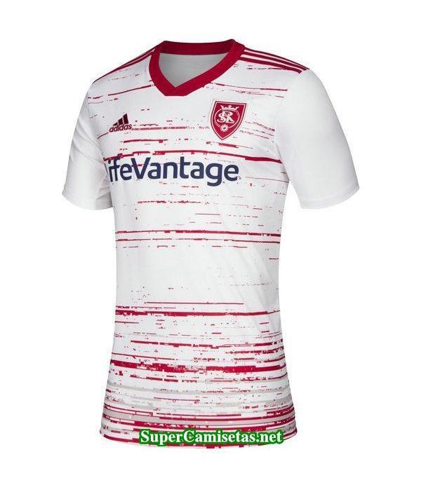 Tailandia Segunda Equipacion Camiseta Real Salt Lake 2019/20