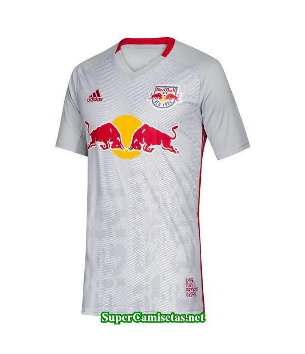 Tailandia Primera Equipacion Camiseta Red Bulls 2019/20