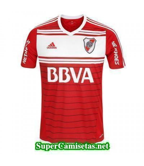 Tailandia Segunda Equipacion Camiseta River Plate 2016/17