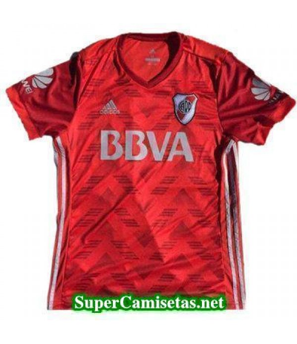 Tailandia Segunda Equipacion Camiseta River Plate 2017/18