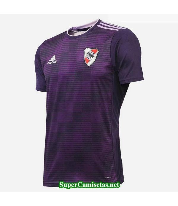 Tailandia Segunda Equipacion Camiseta River Plate 2018/19