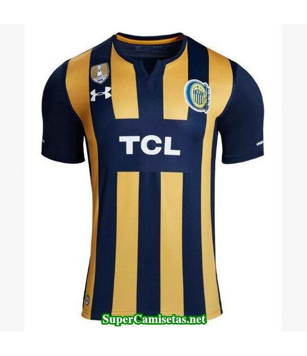 Tailandia Primera Equipacion Camiseta Rosario Central 2019/20
