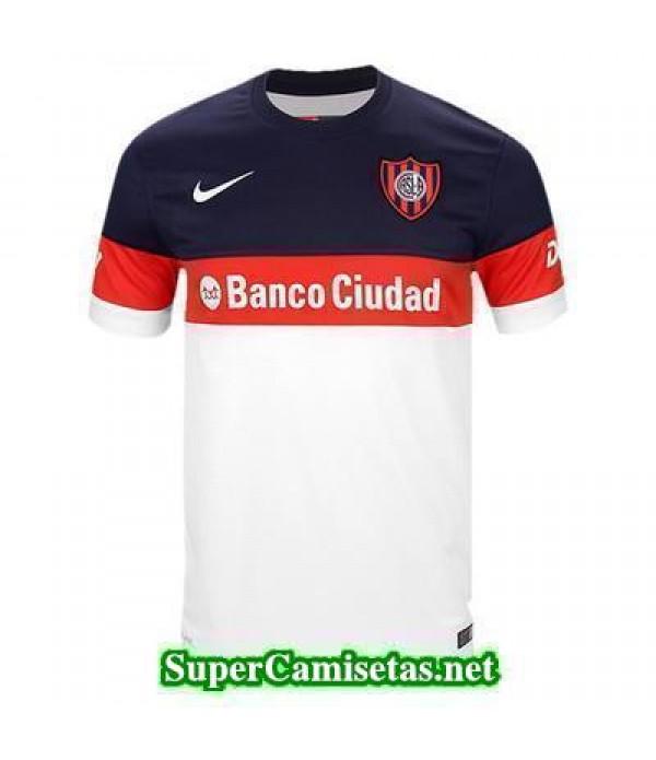 Tailandia Segunda Equipacion Camiseta San Lorenzo 2016/17