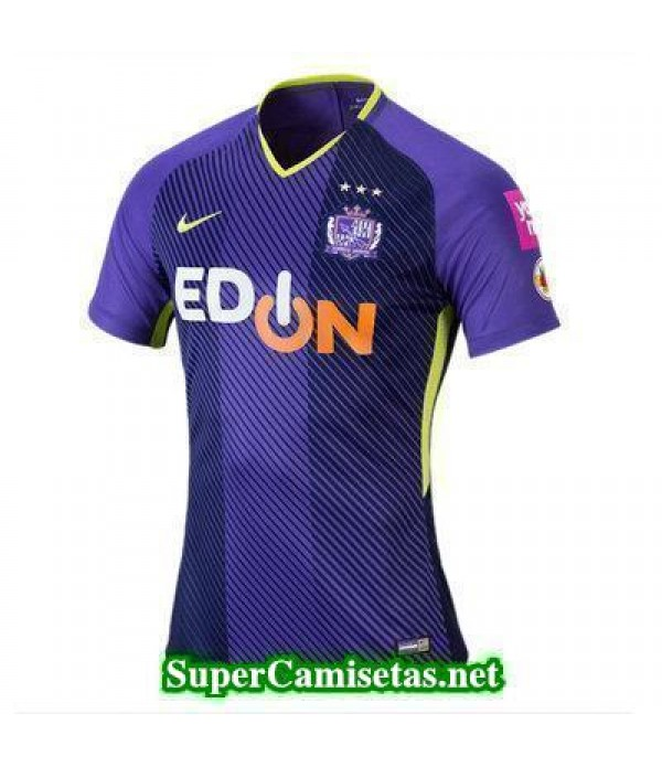 Tailandia Primera Equipacion Camiseta Sanfrecce Hiroshima 2018/19