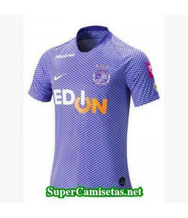 Tailandia Primera Equipacion Camiseta Sanfrecce Hiroshima 2019/20