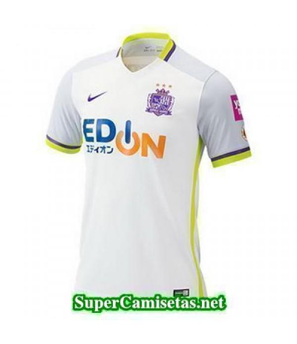Tailandia Segunda Equipacion Camiseta Sanfrecce Hiroshima 2015/16