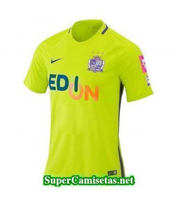 Tailandia Segunda Equipacion Camiseta Sanfrecce Hiroshima 2017/18