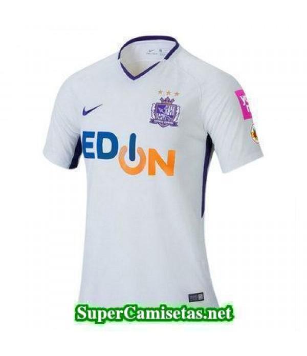Tailandia Segunda Equipacion Camiseta Sanfrecce Hiroshima 2018/19
