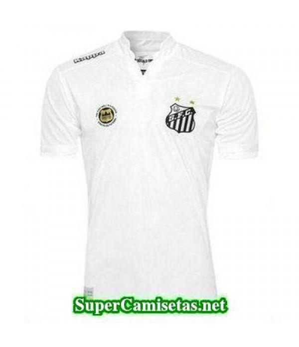 Tailandia Primera Equipacion Camiseta Santos FC 2016/17