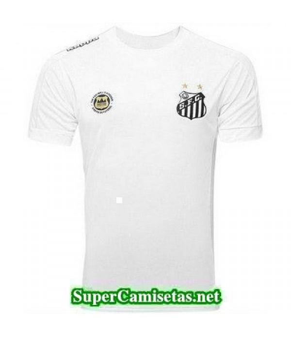 Tailandia Primera Equipacion Camiseta Santos FC 2017/18