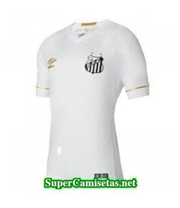 Tailandia Primera Equipacion Camiseta Santos FC 2018/19