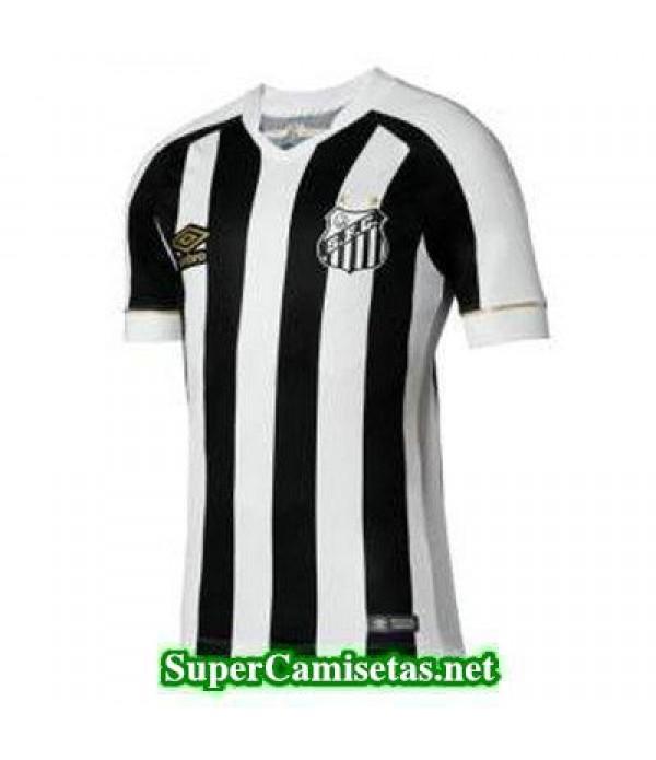 Tailandia Segunda Equipacion Camiseta Santos FC 2018/19