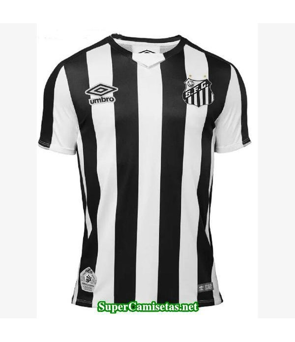 Tailandia Segunda Equipacion Camiseta Santos FC 2019/20