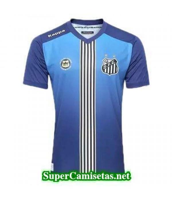 Tailandia Tercera Equipacion Camiseta Santos FC 2016/17