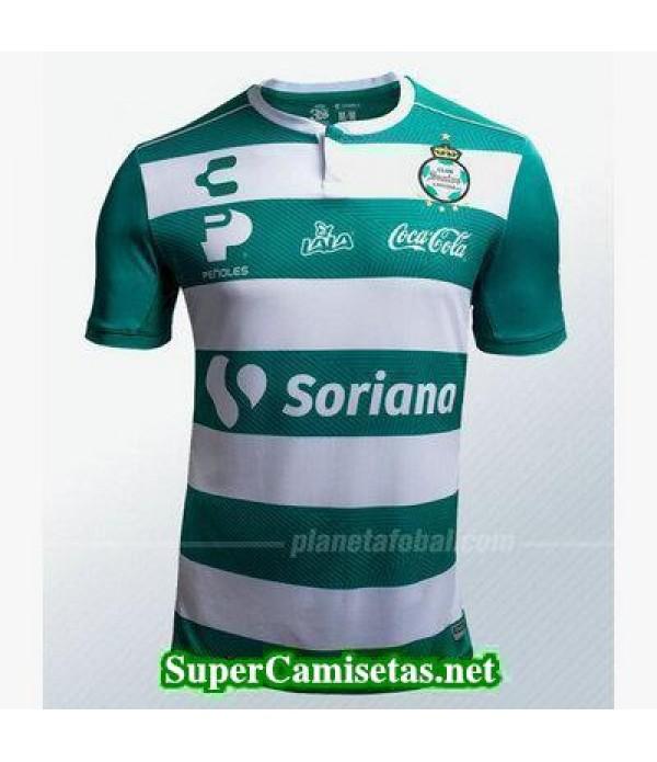 Tailandia Primera Equipacion Camiseta Santos Laguna 2018/19