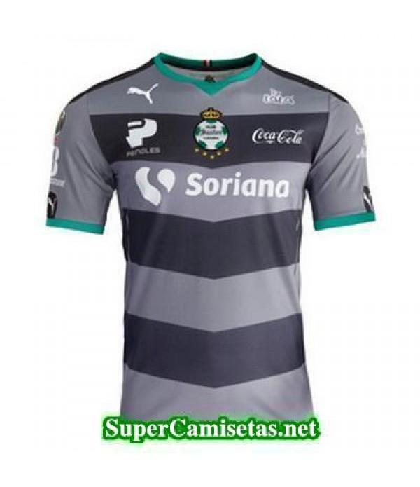 Tailandia Segunda Equipacion Camiseta Santos Laguna 2015/16