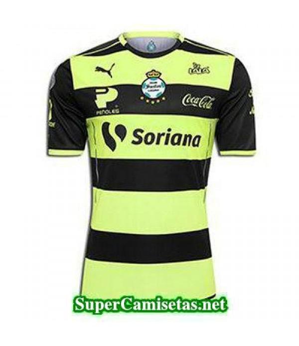 Tailandia Segunda Equipacion Camiseta Santos Laguna 2016/17