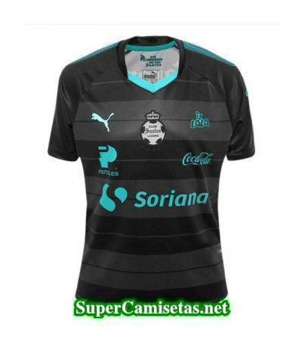 Tailandia Segunda Equipacion Camiseta Santos Laguna 2017/18