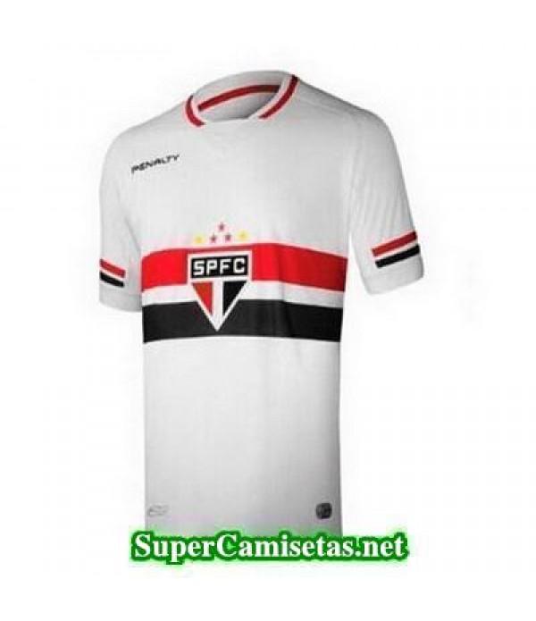 Primera Equipacion Camiseta Sao Paulo 2015/16