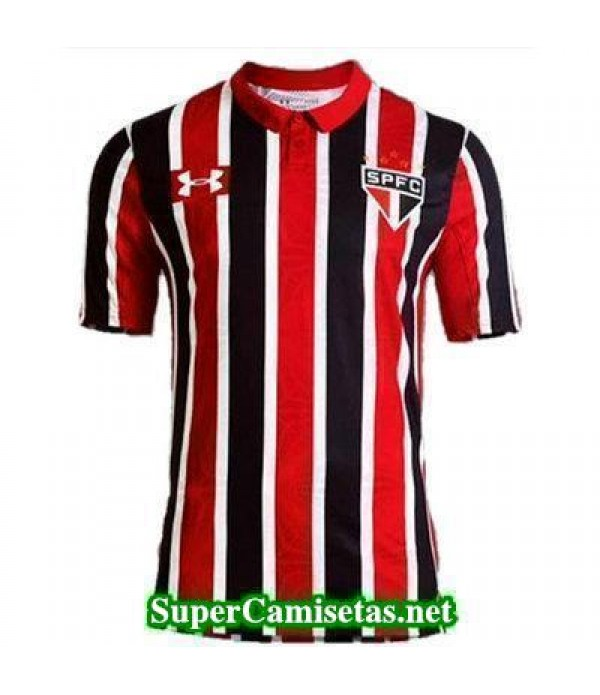 Segunda Equipacion Camiseta Sao Paulo 2016/17