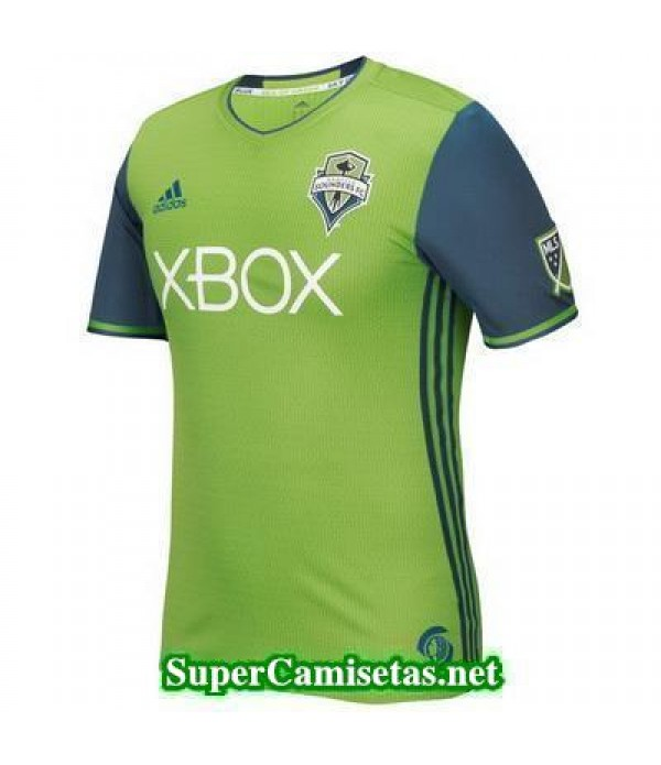 Primera Equipacion Camiseta Seattle Sounders 2016/17