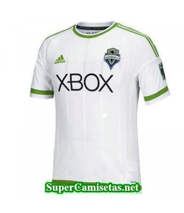 Segunda Equipacion Camiseta Seattle Sounders 2016/17