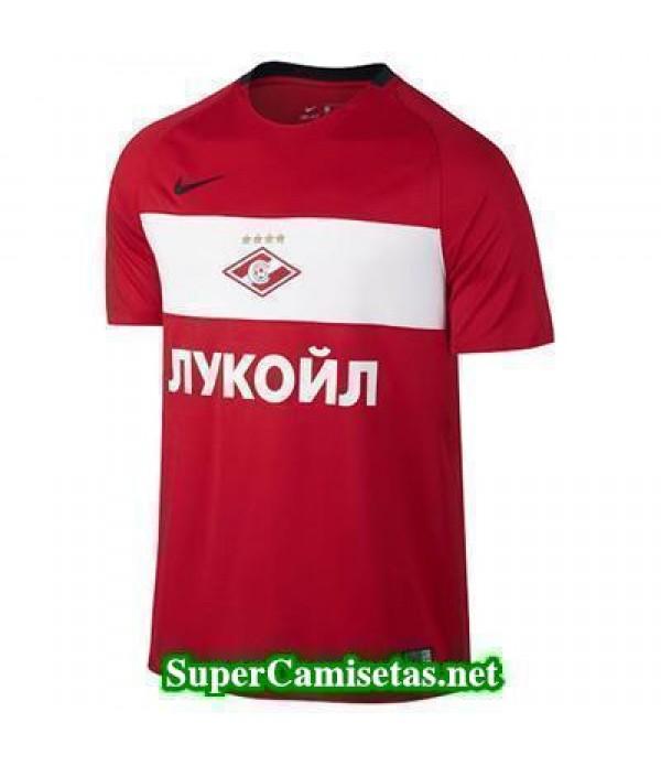 Tailandia Primera Equipacion Camiseta Spartak Moscow 2016/17