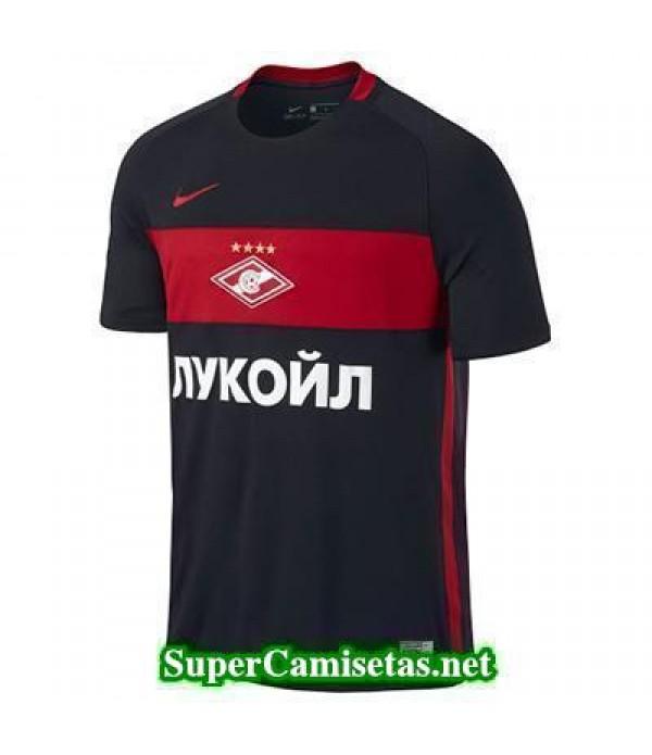 Tailandia Segunda Equipacion Camiseta Spartak Moscow 2016/17