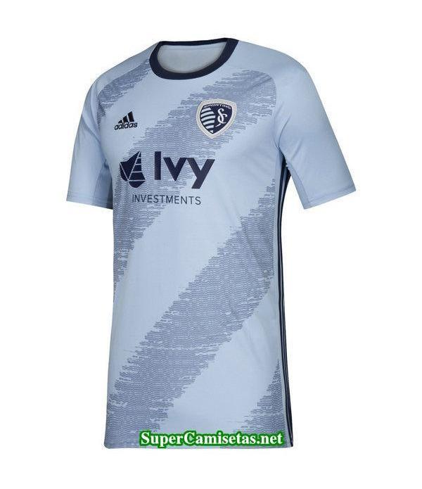 Tailandia Primera Equipacion Camiseta Sporting Kansas City 2019/20