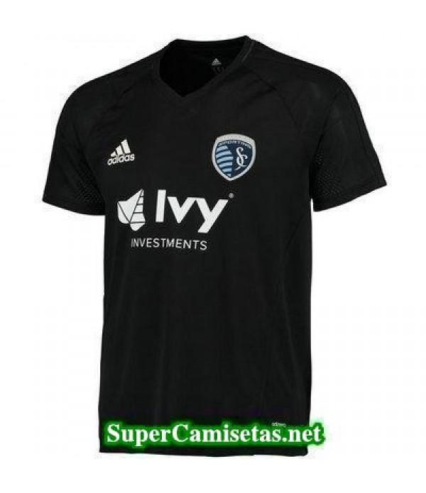 Tailandia Segunda Equipacion Camiseta Sporting Kansas City 2018/19