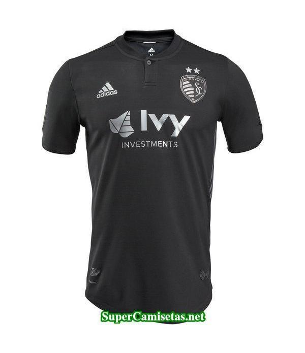 Tailandia Segunda Equipacion Camiseta Sporting Kansas City 2019/20